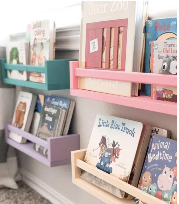 30+ Amazing Playroom Storage Ideas