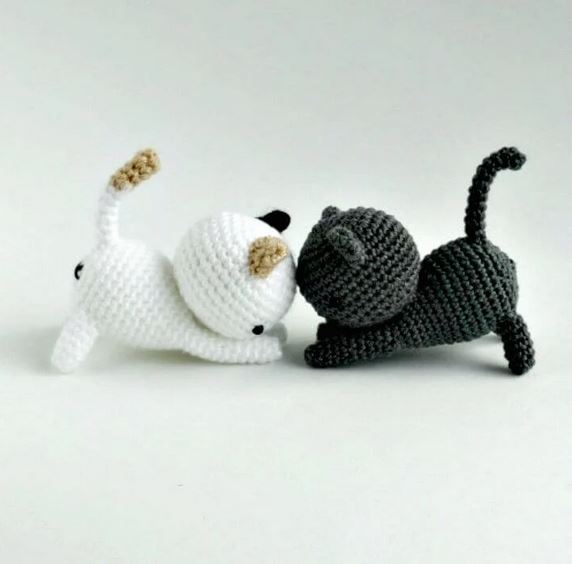 20 Free Crochet Cat Patterns