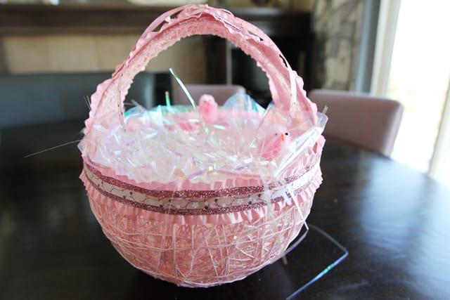 15 DIY Easter Baskets