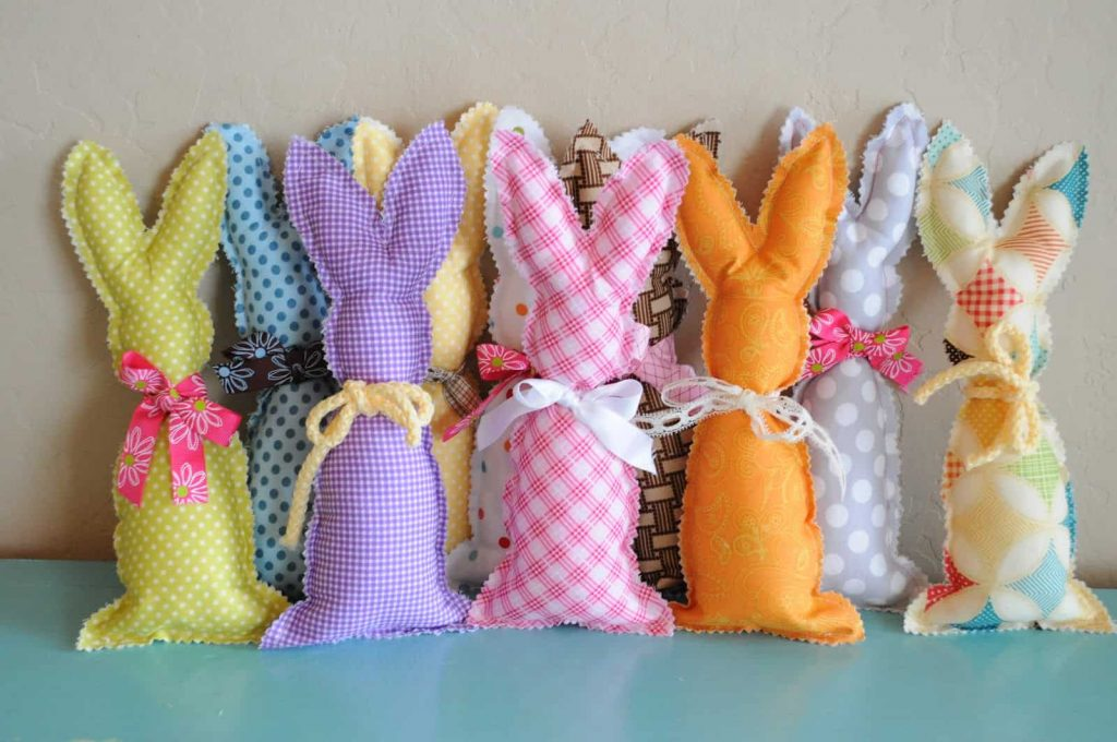13 Amazing DIY Bunnies For Easter