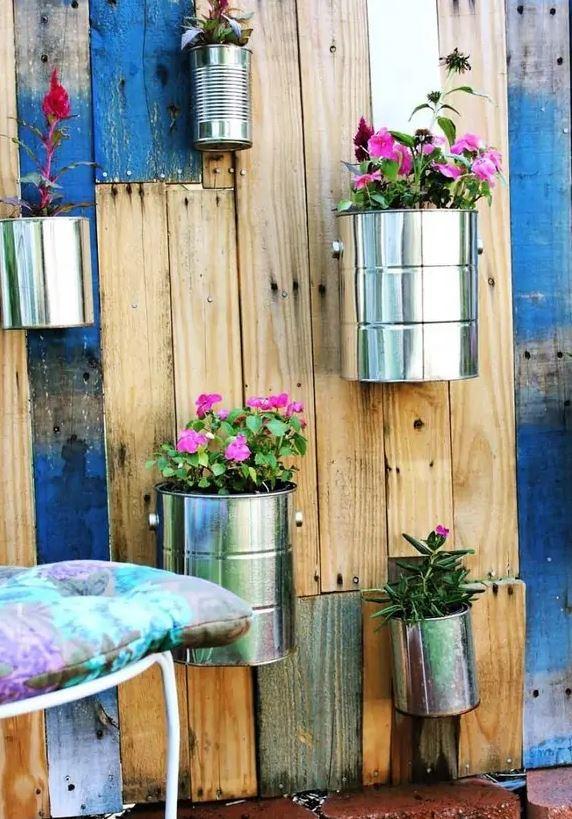 15 Amazing Pallet Garden Ideas