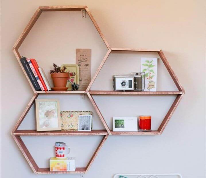 20 Modern DIY Shelves Designs