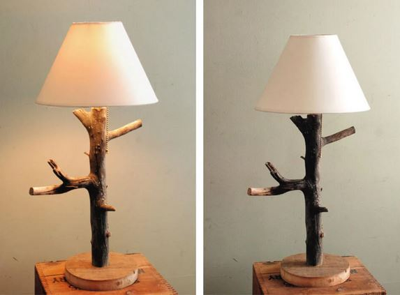 25 Awesome DIY Wooden Lamp Ideas