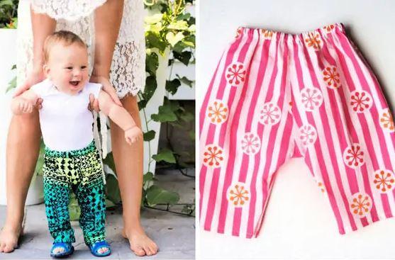 15 Amazing Babies Pants Patterns