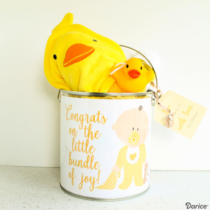 20 Awesome DIY Baby Gifts