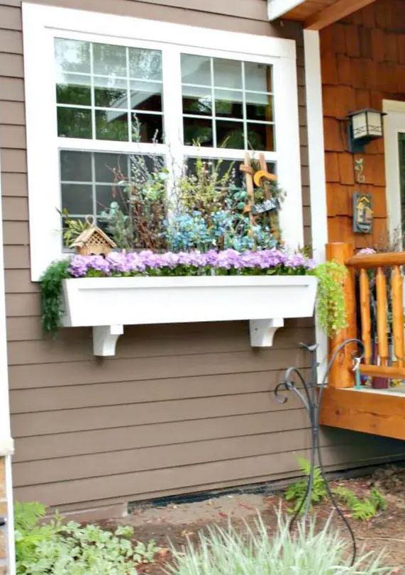 14 Amazing DIY Window Planter Box Ideas