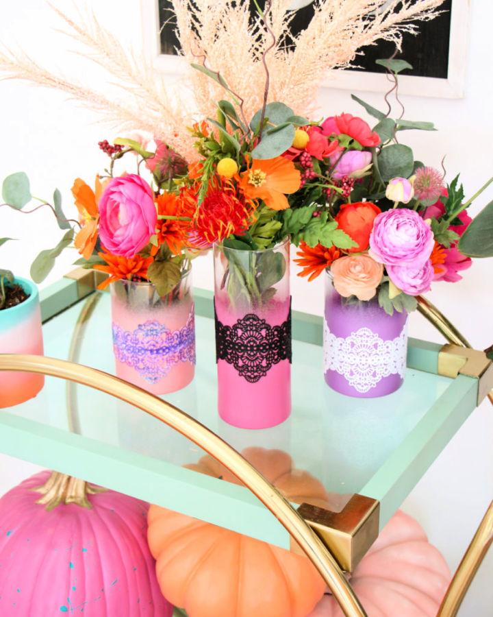 25 Amazing DIY Flower Vase Ideas