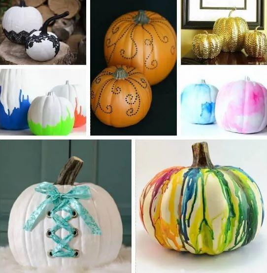20 Amazing DIY Halloween Pumpkin Decorating Ideas