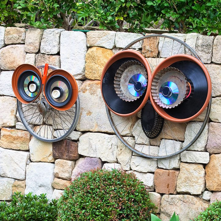 20 Unique DIY Garden Decor Ideas
