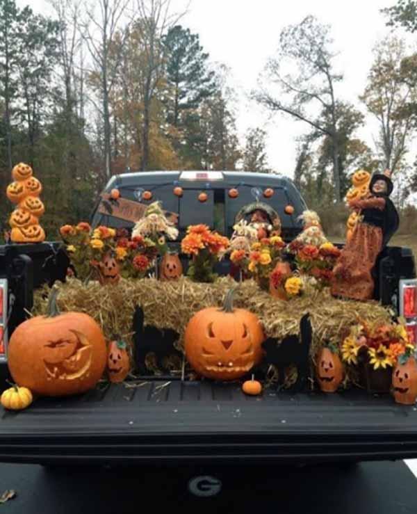 20+ Amazing Treat Or Trunk Halloween Ideas