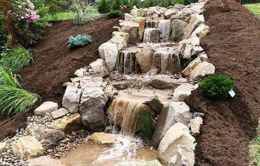 15+ Amazing Pondless Disappearing Waterfalls